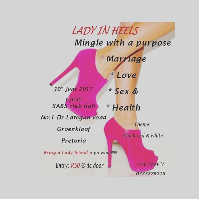 """Love The """"Un""""- Present has been invited to be a guest speaker at Lady in Heels women's event this Saturday #GodEqualsGreatness #HeForecastsMyFootsteps #IGoWhereGodTakesMe"""